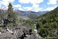 Chile_Laguna del Laja NP_Grandiose Szenerie