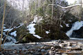 Kanada_Nova Scotia_Cape-Breton_Highlands NP_MacIntosh Falls