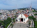 Ecuador_Guayaquil_Kirche Santa Ana auf dem Berg