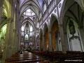 Ecuador_Quito_Kirche Santa Teresita von innen1