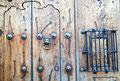 Guatemala_Westen_Antigua_Eine der vielen schönen Türen