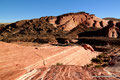 USA_Nevada_Valley of Fire_Fire Wave9