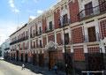 Mexiko_Zentrale Atlantikküste und Puebla_Puebla_Kachelhaus