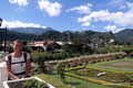 Panama_Boquete_Hinter Simone der Vulkan Barú