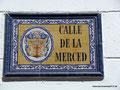 Kolumbien_Cartagena_Straßenschild2
