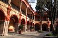Mexiko_Hochland_San Luis Potosí_Innenhof
