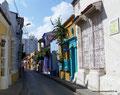 Kolumbien_Cartagena_Straße12
