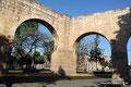 Mexiko_Mexiko-City und Umgebung_Morelia_Aquädukt