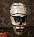 Mexiko_Hochland_San Luis Potosí_Im Maskenmuseum10