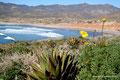 Mexiko_Baja California_Punta Cabras_Landspitze mit 2 Stränden