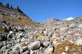 USA_Washington_Mt Baker National Rec Area_Scott Paul Trail_Mt Baker im Geröllfeld1