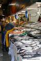 Chile_Santiago de Chile_Fischmarkt