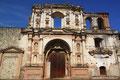 Guatemala_Westen_Antigua_Die nächste Kirchenruine3