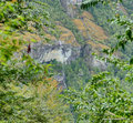 Chile_Carretera Austral_Queulat NP_Winziger Wasserfall