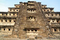 Mexiko_Zentrale Atlantikküste und Puebla_El Tajín_Pyramide der Nischen3