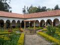 Kolumbien_Villa de Leyva_Kloster Santo Ecce Homo4