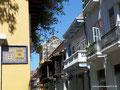 Kolumbien_Cartagena_Straße19