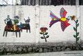 El Salvador_La Palma_Bekannt für seine Straßengemälde