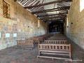 Kolumbien_Barichara_Im Inneren der Jesus Kapelle