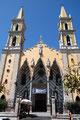 Mexiko_Pazifikküste Nord_Mazatlán_Kirche