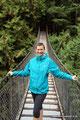 Kanada_British Columbia_Vancouver_Lynn Canyon_Auf der Hängebrücke