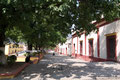 Mexiko_Zentrale Atlantikküste und Puebla_Jalpan de Serra_Innenstadt