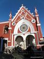 Kolumbien_Cartagena_Und noch eine Kirche