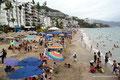 Mexiko_Pazifikküste Nord_Puerto Vallarta_Strand Los Muertos
