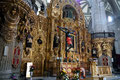 Mexiko_Mexiko-City und Umgebung_Mexiko-City_Innenansicht der Kathedrale7
