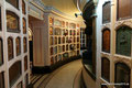 USA_Kalifornien_San Francisco_Columbarium_Urnengang