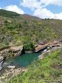 Kolumbien_Fluss Curití_Badelöcher4