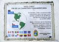Chile_Insel Chiloé_Quellón_Ende oder Anfang der Panamericana