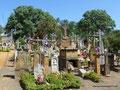 Kolumbien_Barichara_Der Friedhof der Jesus Kapelle1