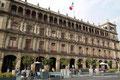 Mexiko_Mexiko-City und Umgebung_Mexiko-City_Ein Palast
