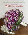 Verkleidung mit Organza, Gräsen, Zierdraht, Blütenblättern und Perlen