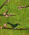 立春(2月4日頃~)初候「うぐいす鳴く」