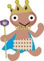 [ダイス] ダイナレックス パラダイスの王子、メインキャラクター おっちょこちょいな性格だが誰とでも友達になれる