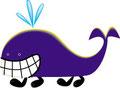 [陸クジラ] 何も考えていないが、食べる事と眠る事が大好き
