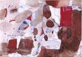 26. Pferdegedanken, 1999, 30x25 cm