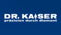 DR. KAISER DIAMANTWERKZEUGE GmbH & Co. KG