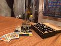 オーガニック精油にこだわっています。使用精油は生活の木・GAIA・ミューセレクションです