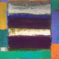 Window–Manganese Violet  oil on linen 52 x 52cm
