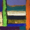 Window at Dawn  oil on linen 52 x 52cm
