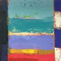 Window - East  oil on linen 52 x 52cm