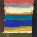 Window - Cinnabar  oil on linen 52 x 52cm