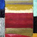 Window - Amethyst  oil on linen  52 x 52cm