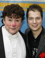 Gastspiel im Zirkus Roncalli mit David Larible