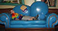 Goofys Sofa
