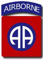 Taktisches Zeichen 82nd AB - All American