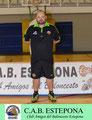 JOSE ANTONIO CONTRERAS ESPAÑA - 1º ENTRENADOR